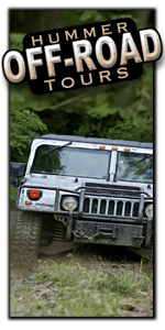 Hummer Off-Road Tours Blue Ridge