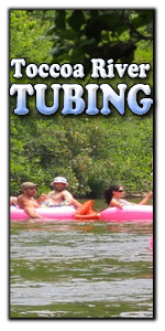 Tubing Blue Ridge Mountains